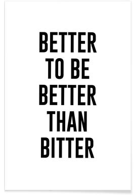 Be Better Poster