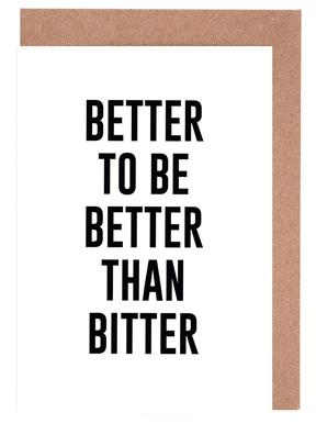 Be Better Greeting Card Set