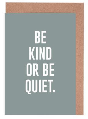 Be Kind Greeting Card Set