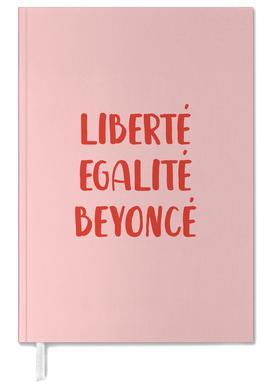 Liberté Egalité Beyoncé Personal Planner
