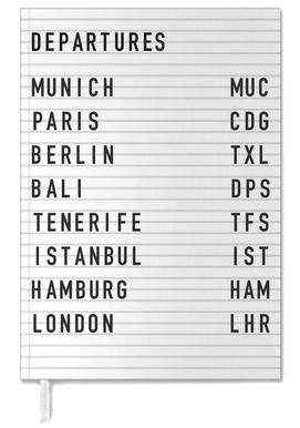 Departure Munich agenda