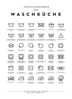 Wäsche toile