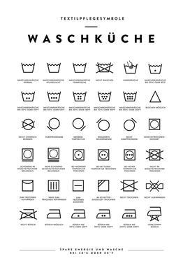 Wäsche Impression sur alu-Dibond