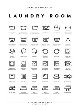 Laundry canvas doek