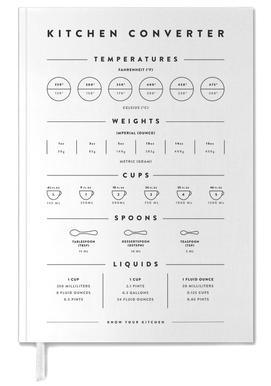 Kitchen Conversion Measurements Personal Planner