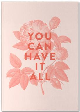 Have It All Notebook