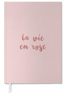 La Vie En Rose Personal Planner