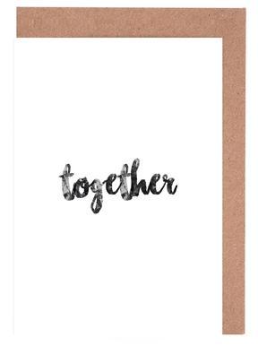 Together wenskaartenset