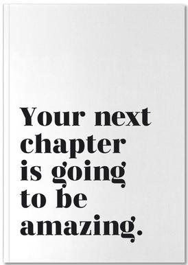 Next Chapter Notebook