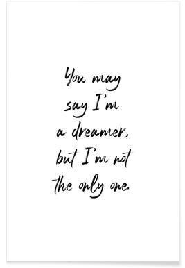 A Dreamer poster