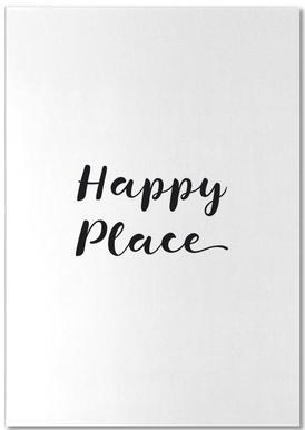 Happy bloc-notes