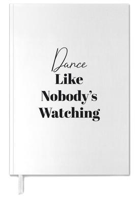 Dance Personal Planner