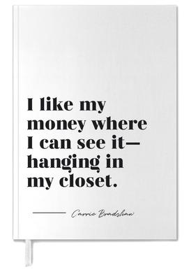 Carrie's Closet Personal Planner