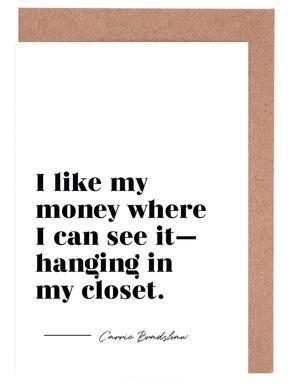 Carrie's Closet Greeting Card Set