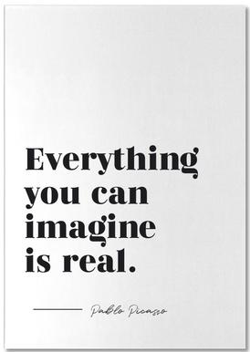Everything is Real Notepad