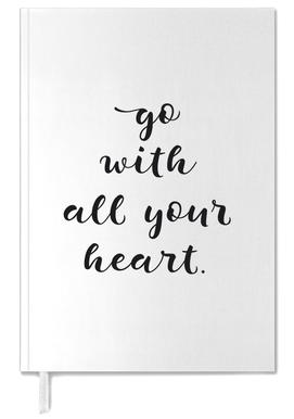All Your Heart Personal Planner