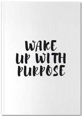 Wake Up Notebook