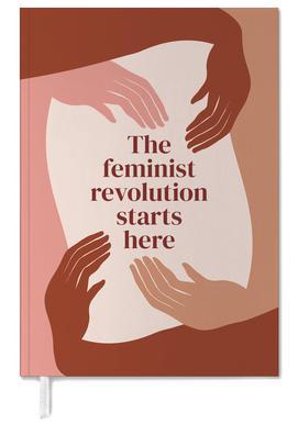The Feminist Revolution Starts Here I Personal Planner
