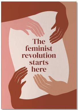 The Feminist Revolution Starts Here I Notepad