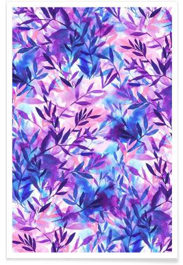Changes Purple affiche
