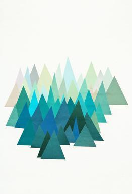 Cold Mountain -Alubild