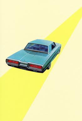 Open Road -Alubild