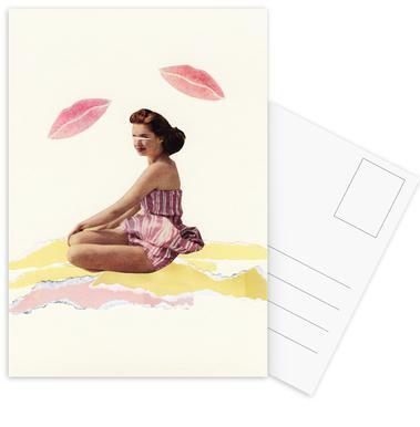 Be Mine Postcard Set