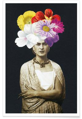 Beautiful Frida poster