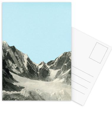 Blue Skies cartes postales