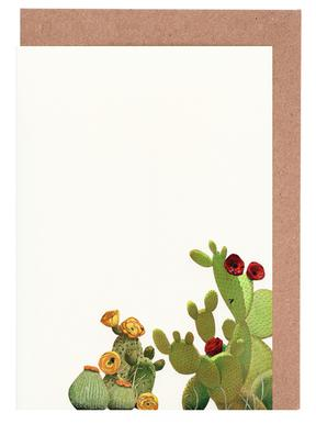 Cactus Garden II cartes de vœux