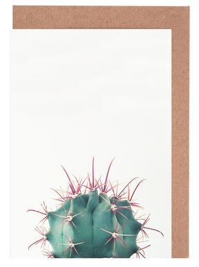 Ferocactus Greeting Card Set