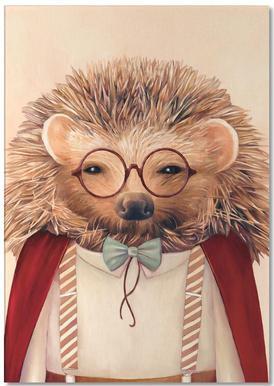 Hedgehog notitieblok