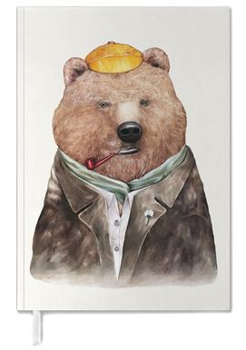 Brown Bear Personal Planner