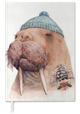 Tatooed Walrus Personal Planner
