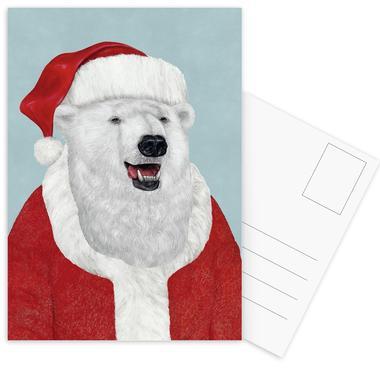 Polar Bear Santa