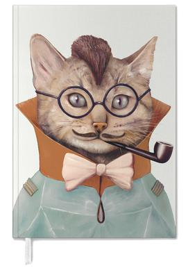 Eclectic cat Personal Planner