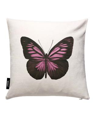 Papillon (pink) Cushion Cover