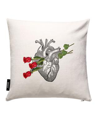 Roses Are Good Cushion Cover