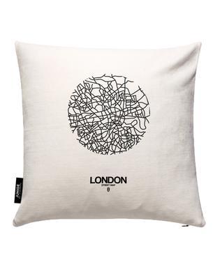 London Kissenbezug