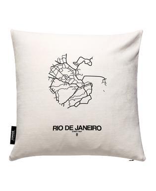 Rio de Janeiro Cushion Cover
