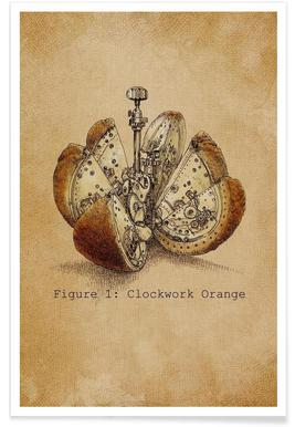 A Clockwork Orange affiche