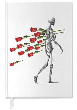 Skeleton & Roses