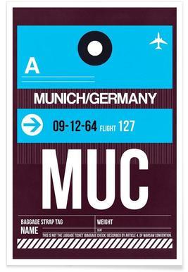 MUC-München Poster