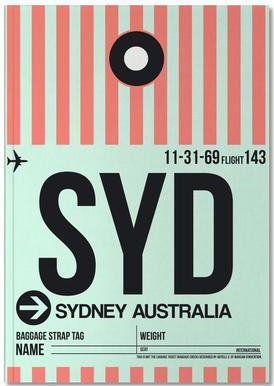 SYD-Sydney Notebook
