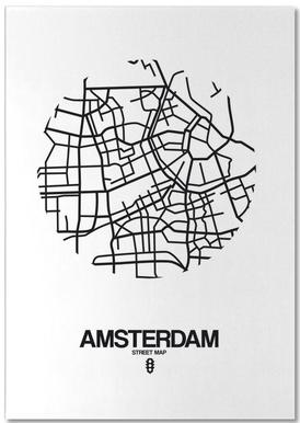 Amsterdam notitieblok