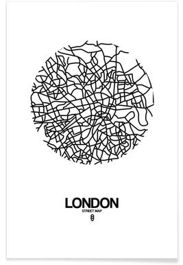 London - Premium Poster