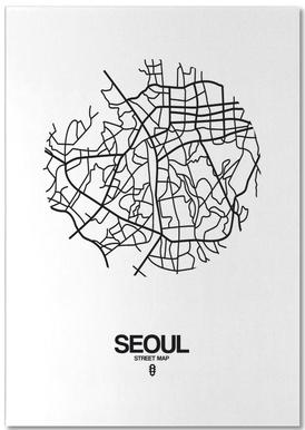 Seoul notitieblok