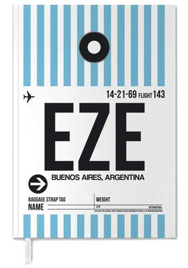 EXE Buenos Aires Luggage Tag I