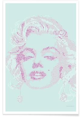 Marilyn - Premium Poster