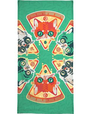 Pizza Slice Cats